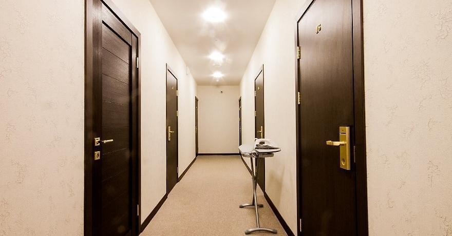 Официальное фото Отеля Экодом Сочи 3 звезды