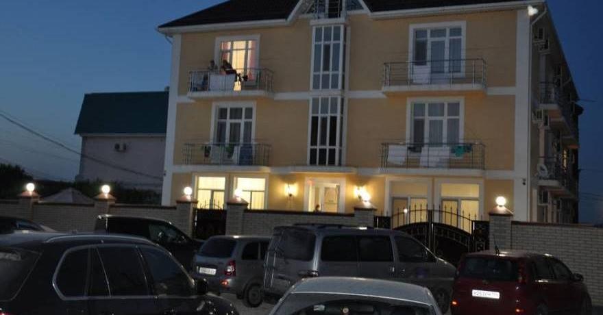 Официальное фото Отеля Лучезарный 3 звезды