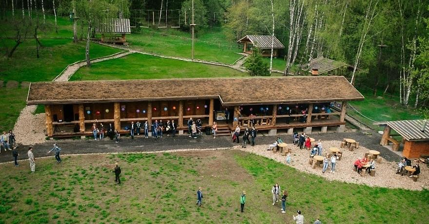 Официальное фото Парк-отеля Лесной 3 звезды