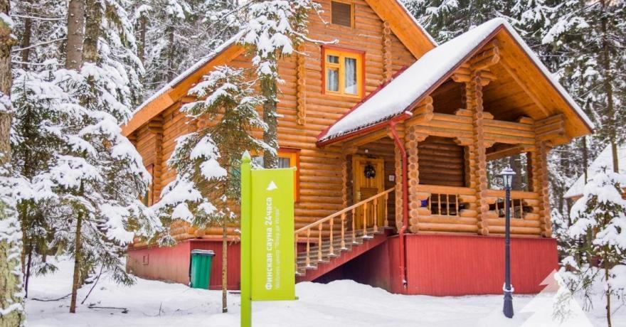 Официальное фото Отеля Истра Holiday 4 звезды