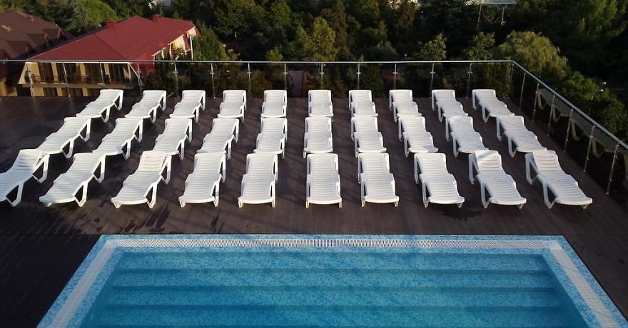 Официальное фото Отеля Аллес  звезды