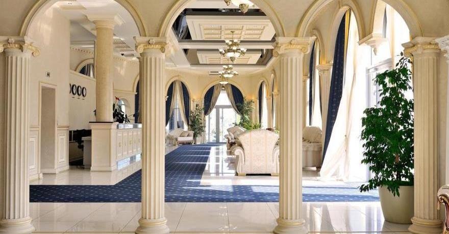 Официальное фото Парк-отеля Ставрополь 4 звезды