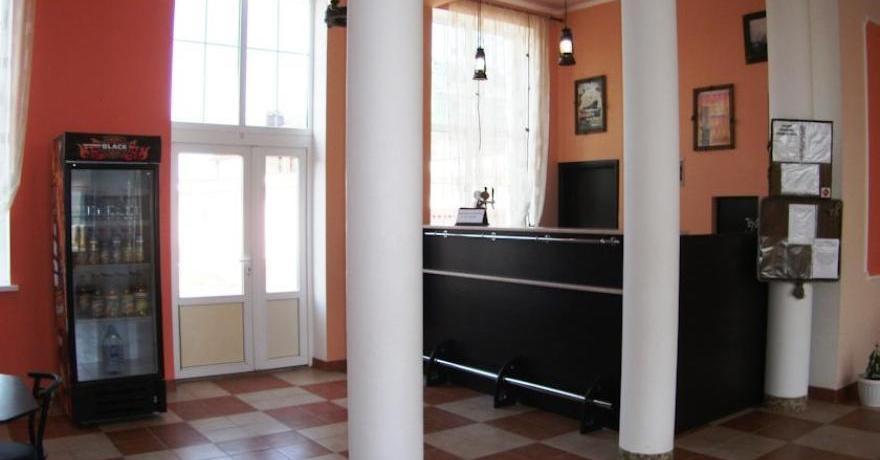 Официальное фото Гостевого дома Адмирал-Клуб  звезды
