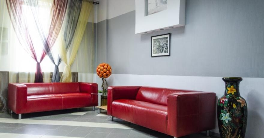 Официальное фото Гостиницы Экспресс-отель  звезды