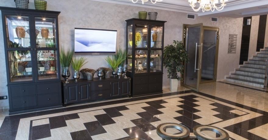 Официальное фото Отеля Парк Родник 4 звезды
