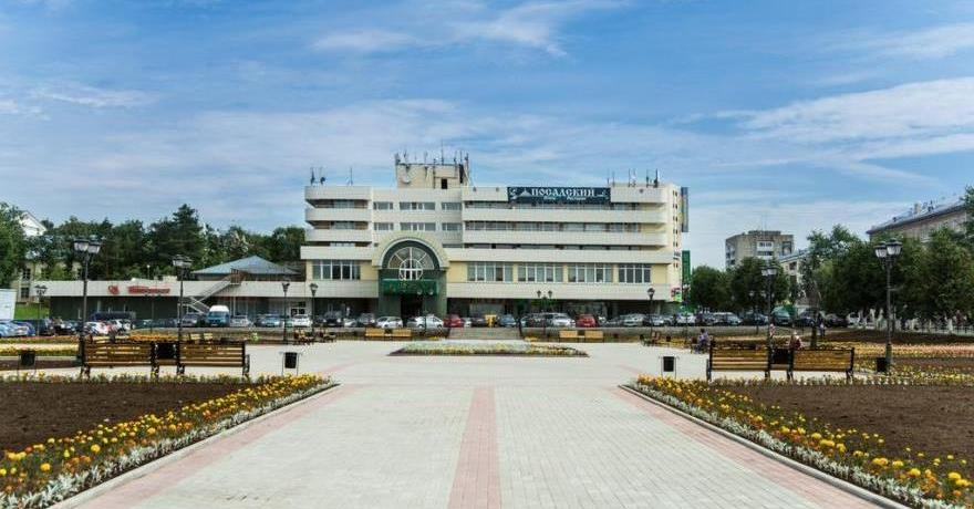 Официальное фото Отеля Посадский 3 звезды