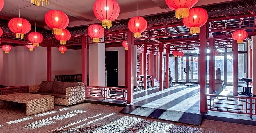 Официальное фото Гостиницы Восточная Азия (ЭТНОМИР)  звезды