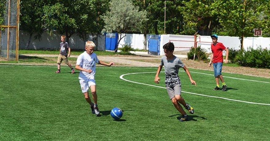 Официальное фото Детского лагеря Вита  звезды