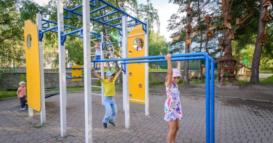 Официальное фото Санатория Алтай-West  звезды