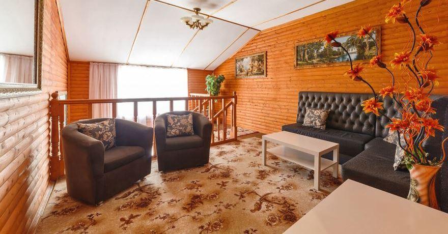 Официальное фото Отеля Хуторок 3 звезды
