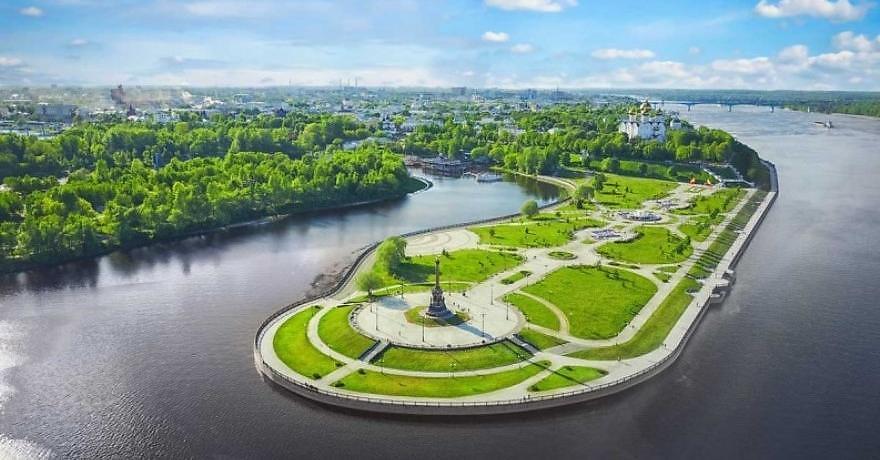 Официальное фото Отеля Азимут Ярославль  звезды