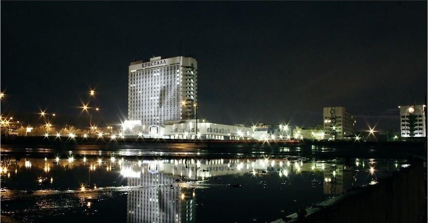 Официальное фото Отеля Кристалл Люкс 4 звезды