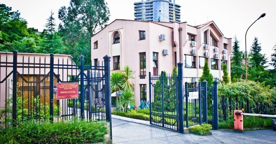 Официальное фото Отеля Радужный 2 звезды