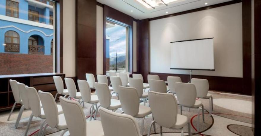 Официальное фото Отеля Горки Панорама 4 звезды