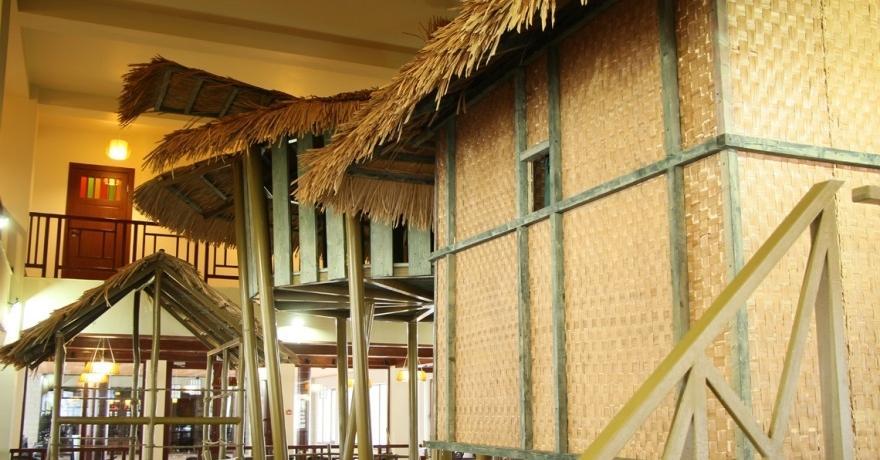 Официальное фото Гостиницы Юго-Восточная Азия (ЭТНОМИР)  звезды