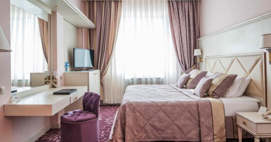 Официальное фото Отеля Милан 4 звезды