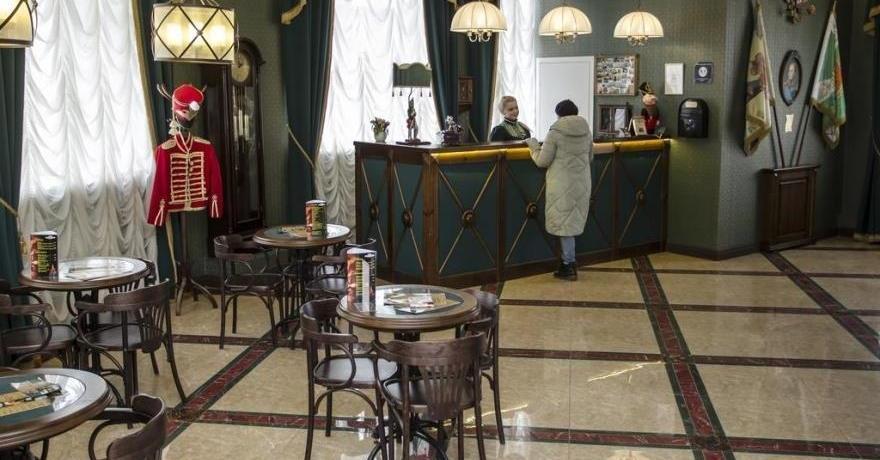 Официальное фото Гостиницы Московская застава  звезды