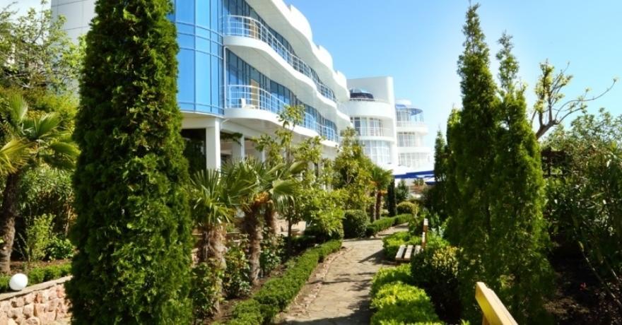 Официальное фото Отеля Маджестик  звезды