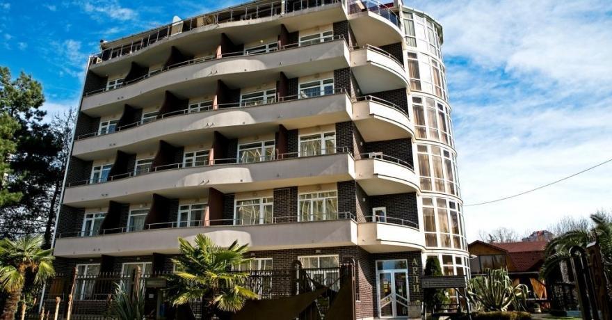 Официальное фото Отеля Грейс Арли 3 звезды