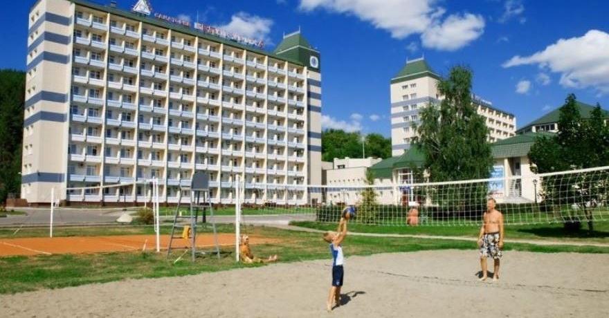 Официальное фото Санатория Белокуриха 3 звезды