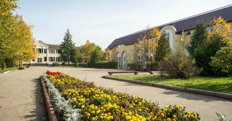 Официальное фото Парк-отеля Огниково 3 звезды