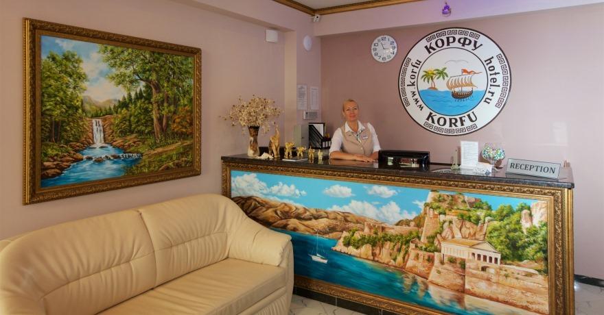 Официальное фото Отеля Корфу 2 звезды