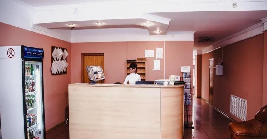 Официальное фото Гостиницы Южная 3 звезды