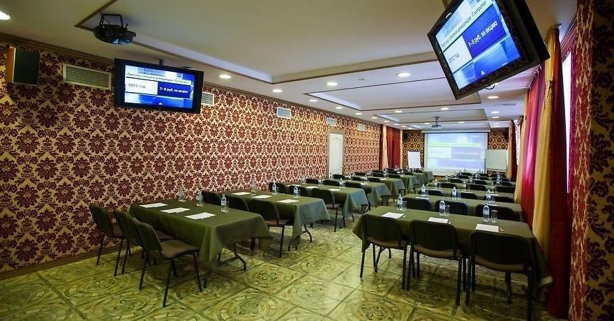 Официальное фото Эко-отеля Горячие Ключи 4 звезды