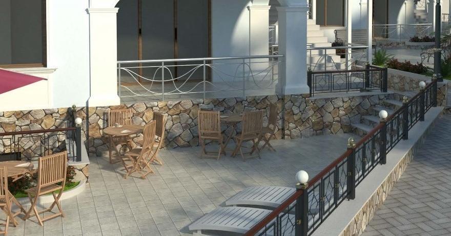Официальное фото Отеля Розмарин  звезды