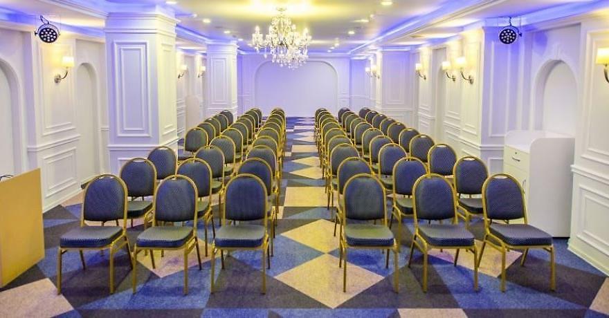 Официальное фото Гостиничного  Комплекса Рестон Отель и СПА 4 звезды