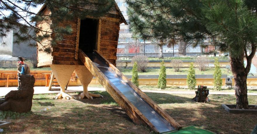Официальное фото Санатория Солнечный 4 звезды