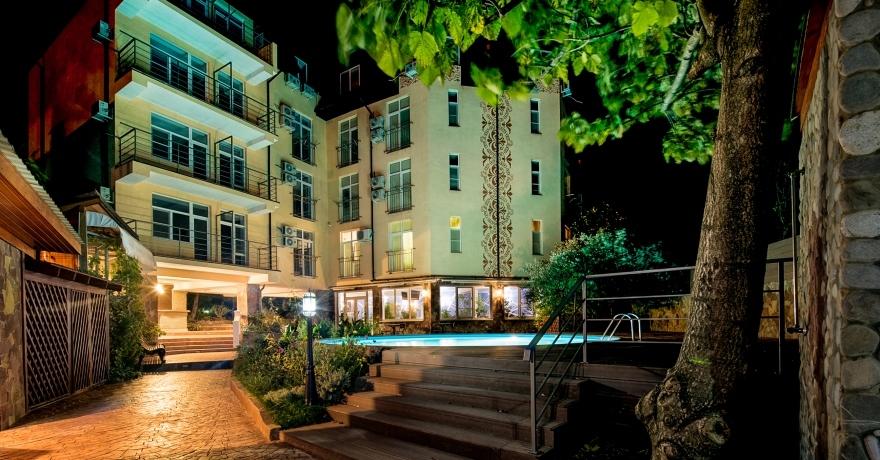 Официальное фото Отеля L'amore 2 звезды