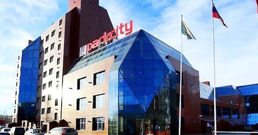 Официальное фото Бизнес-отеля Парк Сити 4 звезды