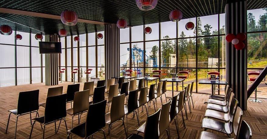 Официальное фото Гостиницы Гранд Байкал  звезды