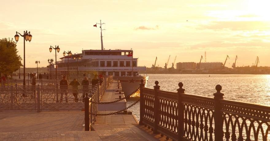 Официальное фото Отеля Азимут Астрахань  звезды