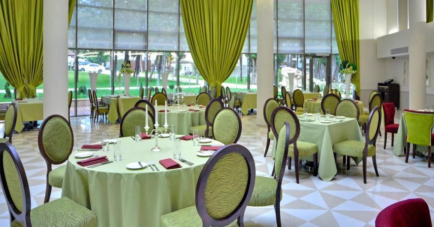 Официальное фото СПА-Отеля Приморье 4 звезды