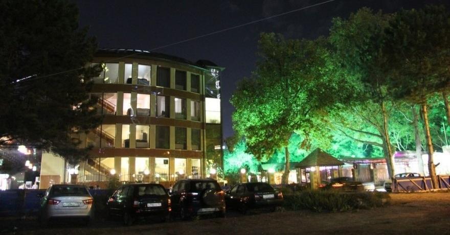 Официальное фото Отеля У Моря  звезды