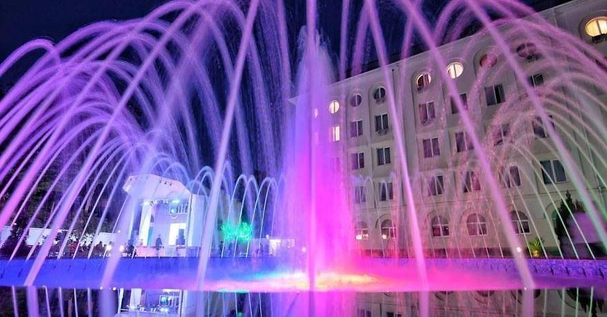 Официальное фото Отеля Азимут Прометей Небуг 2 звезды