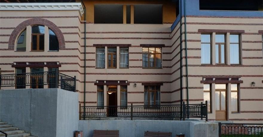 Официальное фото Отеля Апартаменты Горки Город 960м Таунхаус 3 звезды