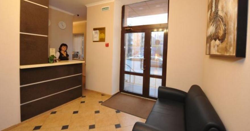 Официальное фото Отеля Вилла Санчо 2 звезды