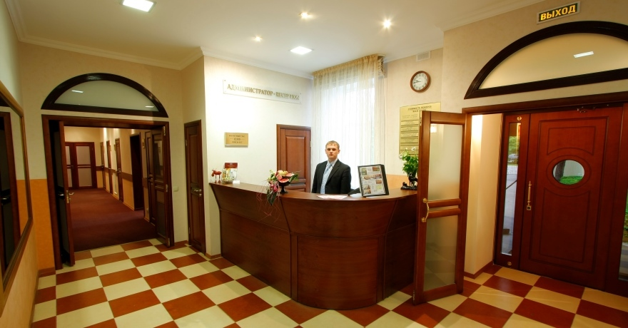 Официальное фото Гостиницы Лось 3 звезды