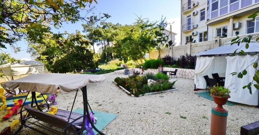 Официальное фото Гостевого дома Мона Лиза  звезды