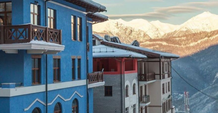 Официальное фото Отеля Апартаменты Премиум 960м  звезды