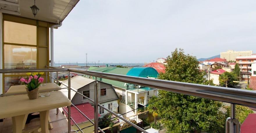 Официальное фото Отеля Идиллия 3 звезды