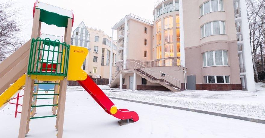 Официальное фото Отеля Минин 3 звезды