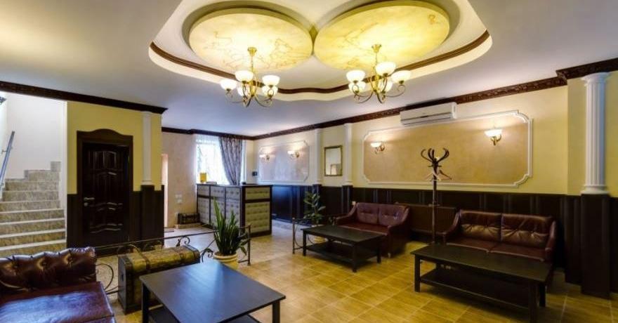 Официальное фото Отеля Мартон Сказка 3 звезды