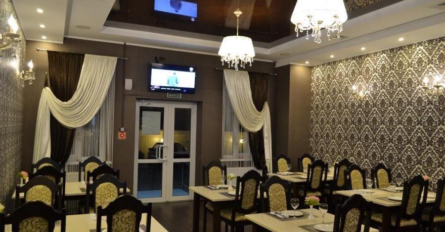 Официальное фото Отеля Лазурит 3 звезды