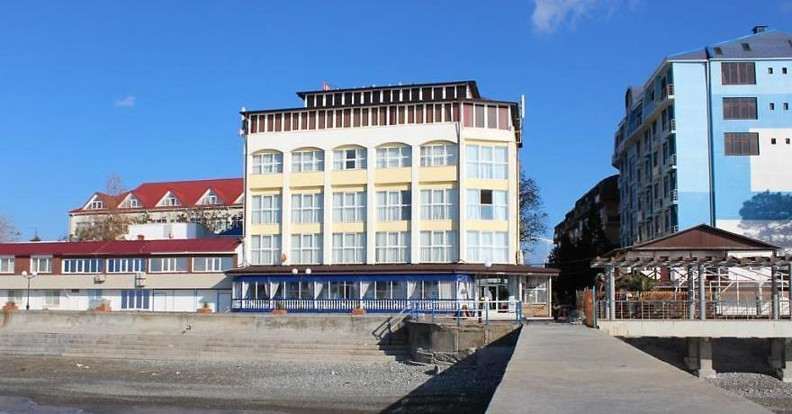 Официальное фото Отеля Илиада 2 звезды