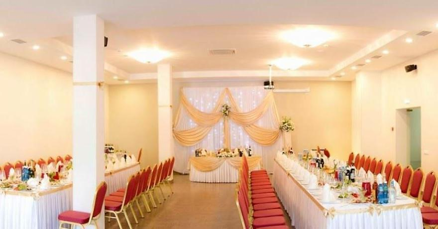 Официальное фото Бизнес-отеля Амакс Сити-отель 3 звезды
