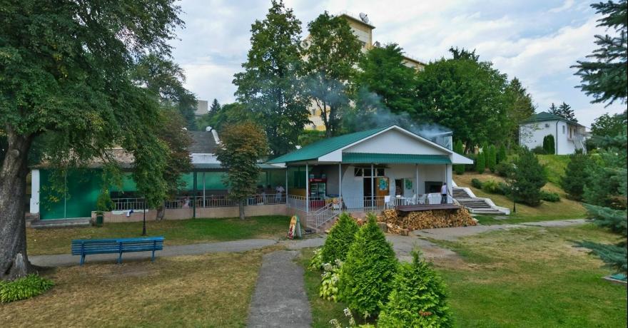 Официальное фото Санатория Долина Нарзанов Нальчик 3 звезды